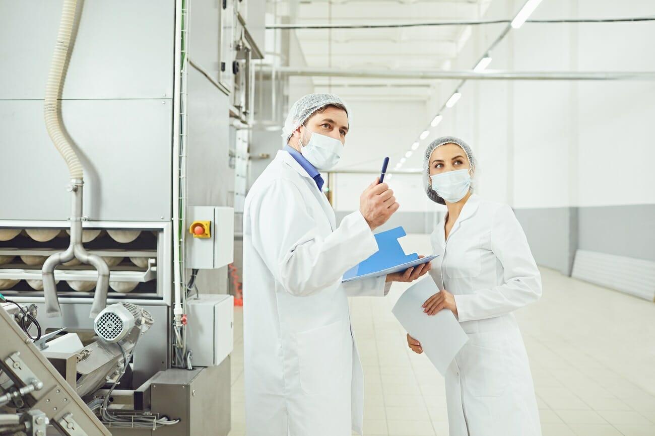 Food Safety Supervisor – Manufacturing
